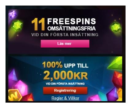 Klicka här och hämta din bonus nu på Videoslots!