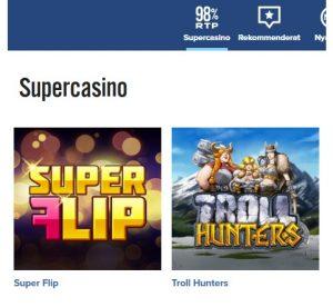 iGame Casino och deras SUPERCASINO!