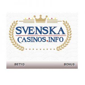 Spela på casino med svensk licens!