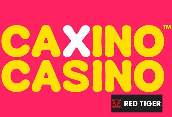Red Tiger Gaming spel tillgängliga hos Caxino Casino!